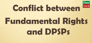 Fundamental Rights vs DPSPs