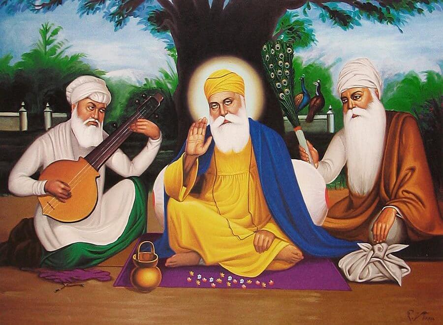 Guru Nanak - Sikh movement (Bhakti)