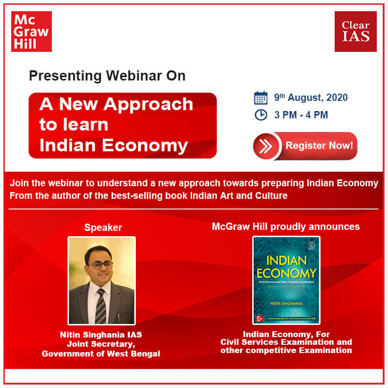 Webinar by Nitin Singhania - McGraw Hill and ClearIAS